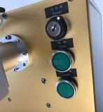 máquina plástica de la marca del laser de la fibra de la caja del teléfono del anillo del metal de 30W 50W