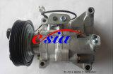Compresor de la CA de las piezas de automóvil para Mazda 2 H12 5pk 134.5m m