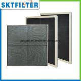 Filtro a maglie di nylon lavabile nero G2 per condizionamento d'aria