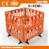 HDPE Sopro Plástico Empilhável Segurança Rodoviária Barreira Fence