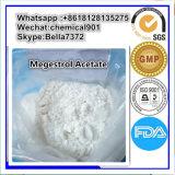 99% pharmazeutisches Vermittler Megestrol Azetat mit Antiestrogenic Effekten