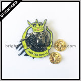 Emblema especial do Pin para a roupa ou o tampão (BYH-101185)