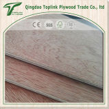 6mmの家具材料の赤い木製の合板