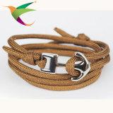 Bracelete da corda do guarda-chuva da escora do aço inoxidável da forma Stlb-17011003