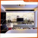 最もよい品質のホーム装飾のための安い価格の卸売のデジタルによって印刷される抽象的な景色シリーズ