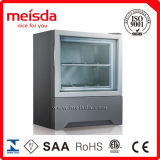 congelador de vidro da porta 35L