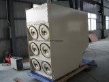 Coletor de poeira industrial usado no processamento da indústria química/alimento/metal farmacêutico/não-ferroso/eletrônica/projeto Modul da metalurgia para o transporte fácil