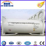 ASME 기준 20FT 22mt 탑재량 LPG 탱크 콘테이너