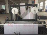 Le tissu non-tissé à grande vitesse réutilisent le sac faisant la machine (ZXL-E700)
