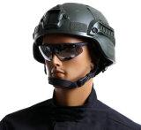 高い弾道パフォーマンスレバーNij Iiiaが付いているMichの防弾ヘルメット