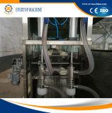 Automóvil modificado para requisitos particulares máquina de rellenar Barrelled 5 galones del agua pura