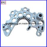 Автомобильные детали алюминия заливки формы точности ISO/Ts16949
