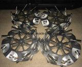 Parti veloci di alluminio lavoranti di Prototyping di CNC