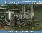 Coca Cola de la máquina de embotellamiento de agua de soda carbonatada