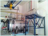 Газ топлива/дизель/масло - ый боилер пара раковины 1 T/H