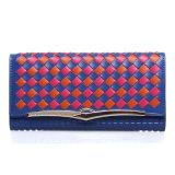 Конструкции кожи оплетки бумажников для портмона повелительниц женщин
