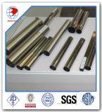 Pipe en acier soudée inoxidable ASTM A213 Tp310s d'épaisseur mince