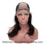 8Una Virgen Remy Cabello Humano Brasileña de encaje Frontal peluca para la Mujer