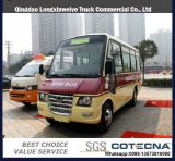 Auto escolar popular de China do modelo SL6750c3f