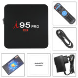Я95 PRO 7.1.2 Android OS TV IPTV в салоне с Amlogic S905X Quand Core, ОЗУ 2 ГБ/16 ГБ ROM Pre-Installed IPTV Smart Box
