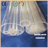 Los tubos de cuarzo de alta pureza con