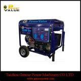 220V 230V Home Use Generator 5.5kw Gasoline Generator Zh6500