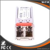 100% 호환성 2.5g CWDM SFP 송수신기 1590nm 80km