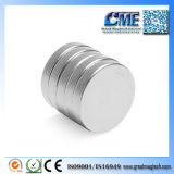 N35 Strong Disco Sinterizado NdFeB Rare Earth Neodymium Craft Magnet
