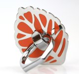 Soporte del teléfono del anillo del diseño de DIY Uniq para el montaje del teléfono celular del sostenedor del iPhone