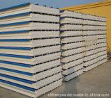 건축재료 지붕을%s 합성 EPS 벽 샌드위치 위원회를 착색하십시오