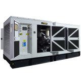Бесшумный тип дизельный генератор установить три этапа 60Гц с Varta аккумуляторы