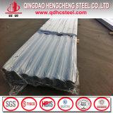 Kaltgewalzt galvanisiert Roofing Stahlwellblech-Blatt