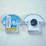 Magneet van de Koelkast van de Pompoen van de Decoratie van de douane de Plastic voor de Gift van de Bevordering