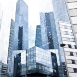 10-19mm 주문 크기 공간 높은 건물을%s Tempered 안전 유리