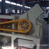 2017 de Maalmachine van de Hamer Yuhong met Dieselmotor voor Bouwmaterialen