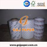 L'emballage cadeau papier sans acide Mf du papier de soie imprimée