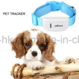 Espera largo impermeable Mini mascota Collar con GPS Tracker Tk909