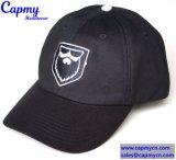 Изготовленный на заказ белый шлем бейсбольной кепки хлопка