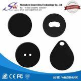 Markering RFID van het Metaal 13.56MHz van de douane Anti de Passieve