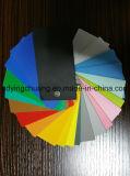 Лист PVC пластмассы по-разному доски пены PVC цветов твердый