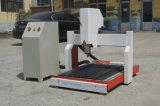 彫版の金属のための回転式の卸し売り切り分ける機械デスクトップ3636 CNCのルーター