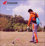 Koham lavora le cesoie di potatura elettriche di taglio dei rami dell'albero del limone