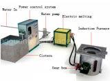 500kg forno de fusão por indução eléctrica industrial para o aço Farbrication
