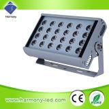 Éclairage LED imperméable à l'eau de rondelle de mur du grand dos 24W