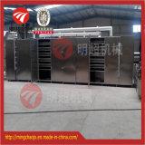 Professionele Drogende Apparatuur 3 van het Voedsel de Machine van de Riem van de Hete Lucht van Rijen