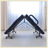Tela moderna Sofá cama plegable para uso doméstico (190 * 100 cm)