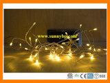 LEDの屋外の太陽エネルギーのクリスマスの照明