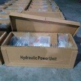 2200W volt de C.C 12V remorque simple de vidage mémoire de haute énergie de pompe hydraulique d'action de 6 quarts