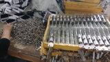 真鍮シリンダーロック、一方的な開いたシリンダーロックのAl60 70 80 90