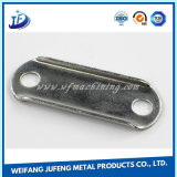 Geformtes und aufbereitetes stempelndes Metallplattenteil für Maschinerie